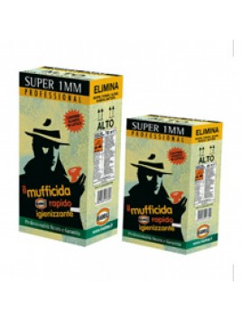 Super 1MM Professional Toglimuffa