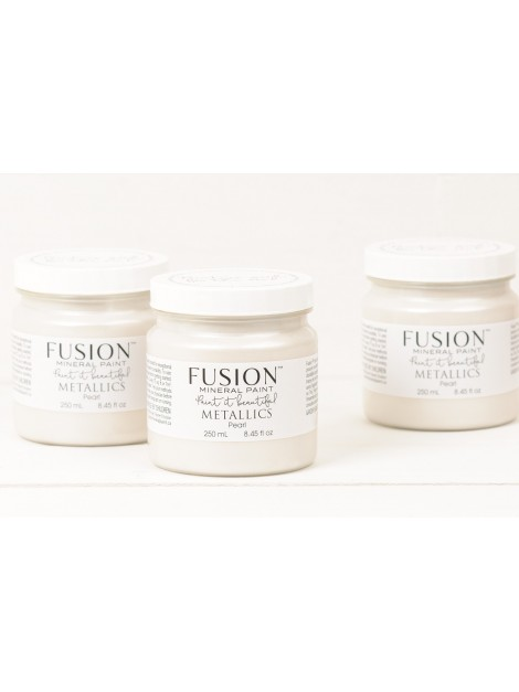 Fusion Paint - Metallic Collection